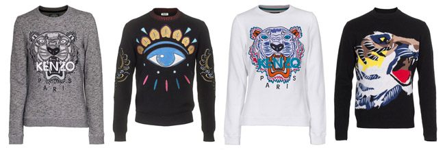 kenzo pullover sweater fashion shop