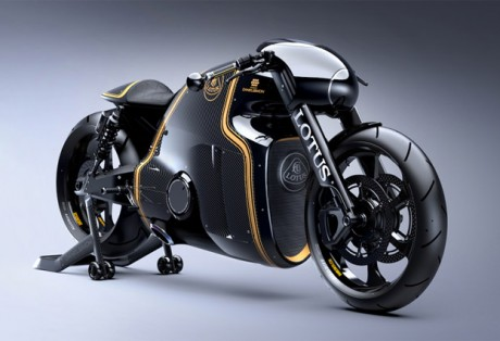 lotus motorcycle bike tron designer luxury style