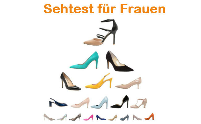 online sehtest f r frauen ein experiment traue dich sponsored kleider g nstig online. Black Bedroom Furniture Sets. Home Design Ideas