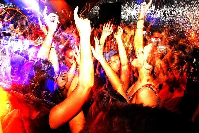 Matrix Berlin Club & Disco Tag & Nacht FancyBeast Party