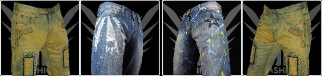 Jeansgrößen Größentabelle Jeans Hosen