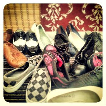 Schuhgrößen & Größentabelle Schuhe + Fußpflege Tipps