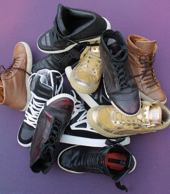 Dsquared Schuhe & die 20 besten High Fashion Sneakers