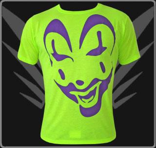 Neon Kleidung: Knallige 90er Party Shirts im online-shop