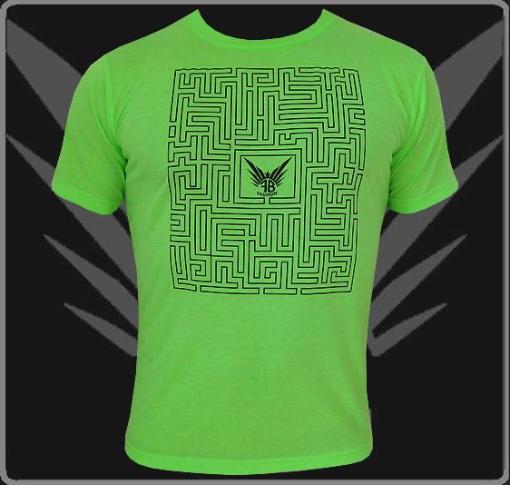 | Neon Grün Party T-Shirt FB184v (1) | Kleider günstig ...