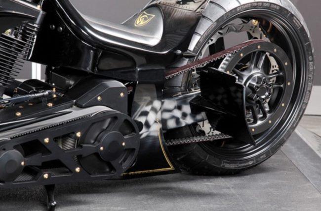 design bike custom thunderbike porsche