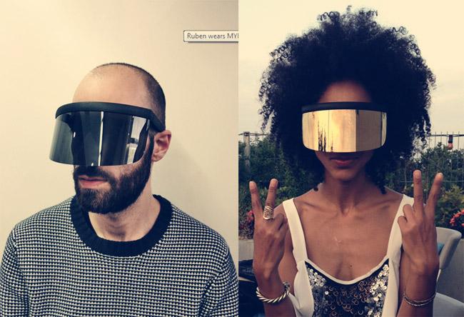 Mykita Brillen – Design made in Germany