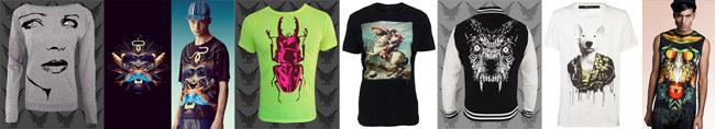 print shirt fashion designer sweatshirt jacke