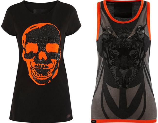 philipp plein t shirts herren damen fashion shop
