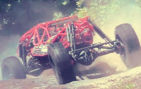 Gelände Buggy vs. Strand Buggy = Maximum Fun