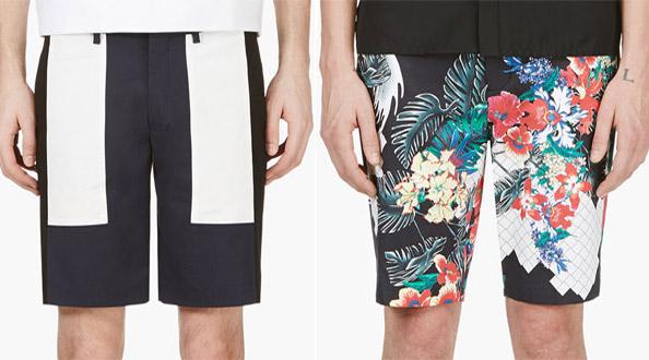 Kurze Hosen für Damen & Herren – High Fashion Trends