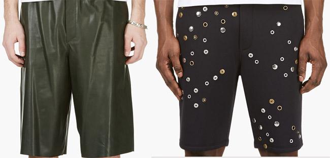 kurze hosen damen herren fashion shop designer