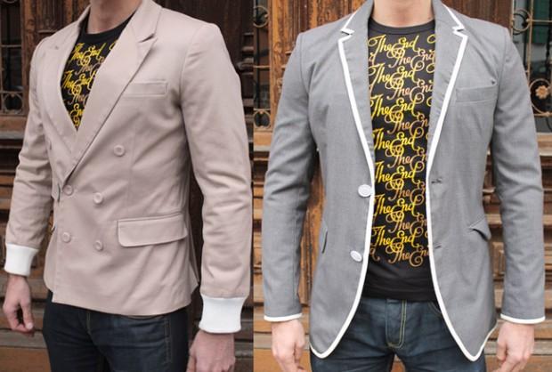   sportliches herren sakko blazer smoking 01   Kleider ...