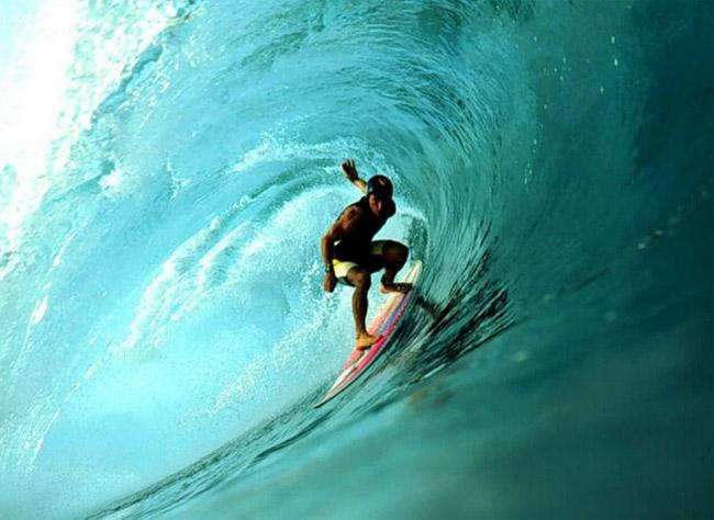 Surf Shirt für Herren & beste Surf-Spots in Europa