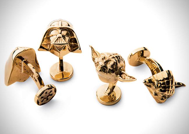 außergewöhnliche geschenke männer design gold accesoires