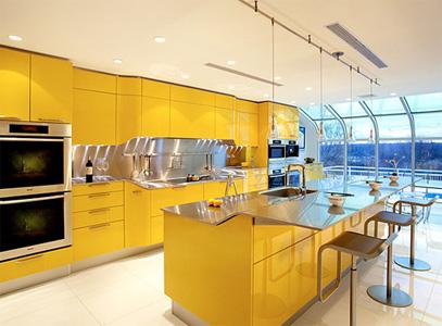Freistehende Küchen & Designer Interieur