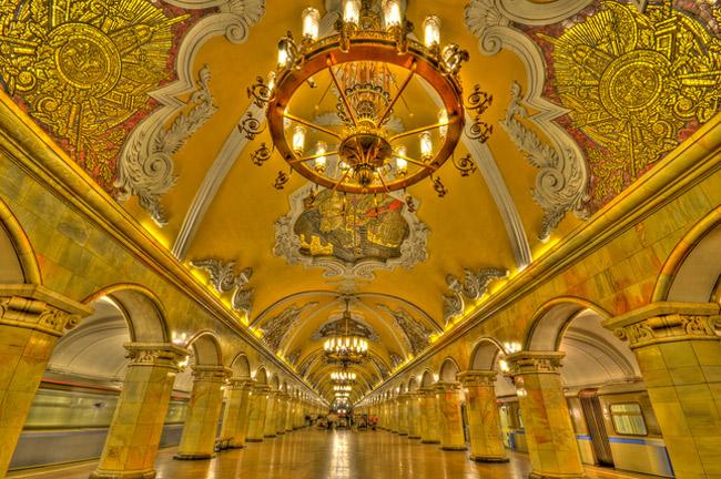 u bahn station kunst design art city underground architektur moskau