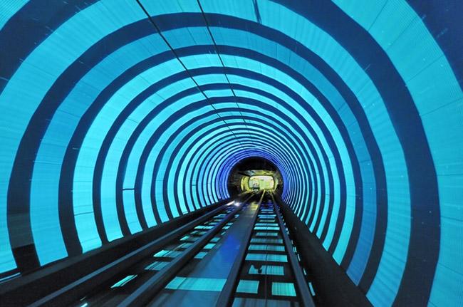 u bahn station kunst design art city underground architektur schanghai