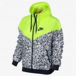 Nike Windrunner Jacke Herren Neon 10