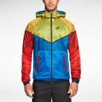 Nike Windrunner Jacke Gelb für Herren im Test