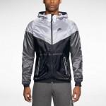 Nike Windrunner Jacke Silber für Herren im Test