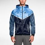Nike Windrunner Jacke Herren Blue 7