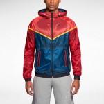 Nike Windrunner Jacke Herren Rot 8
