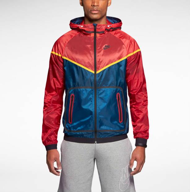   Nike Windrunner Jacke Herren Rot 8   Kleider günstig ...