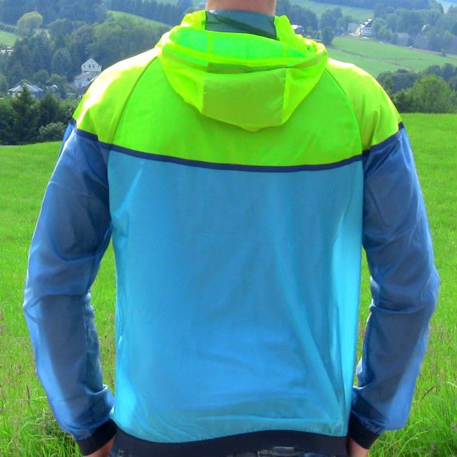 Nike Windrunner Jacke Herren Test Blau 3