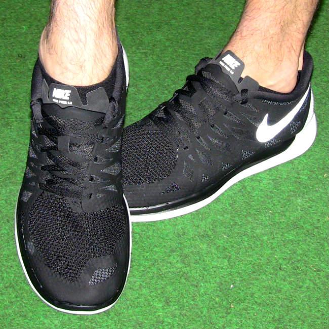 Nike free 5.0 schwarz