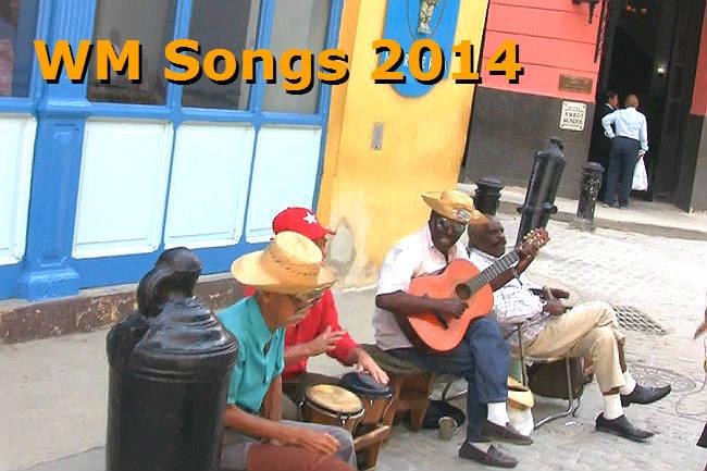 WM Song 2014