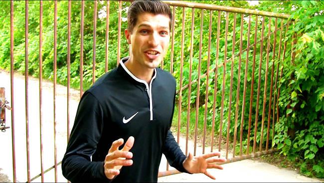 Nike Revolution 2 für Herren in Schwarz + Video Test