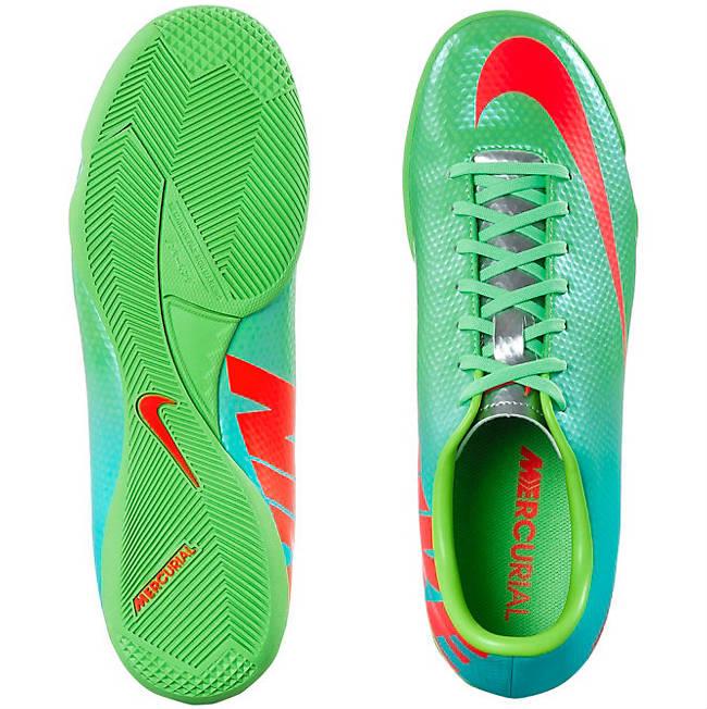 Nike Mercurial Hallenschuhe Sohle
