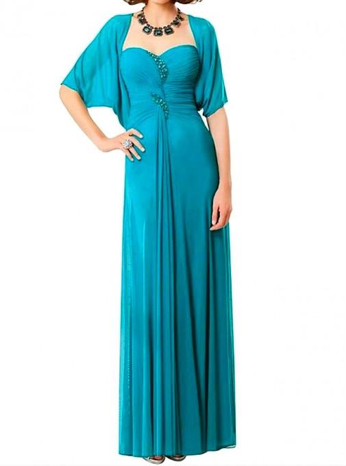   türkis grüne ballkleider lange und günstig   kleider