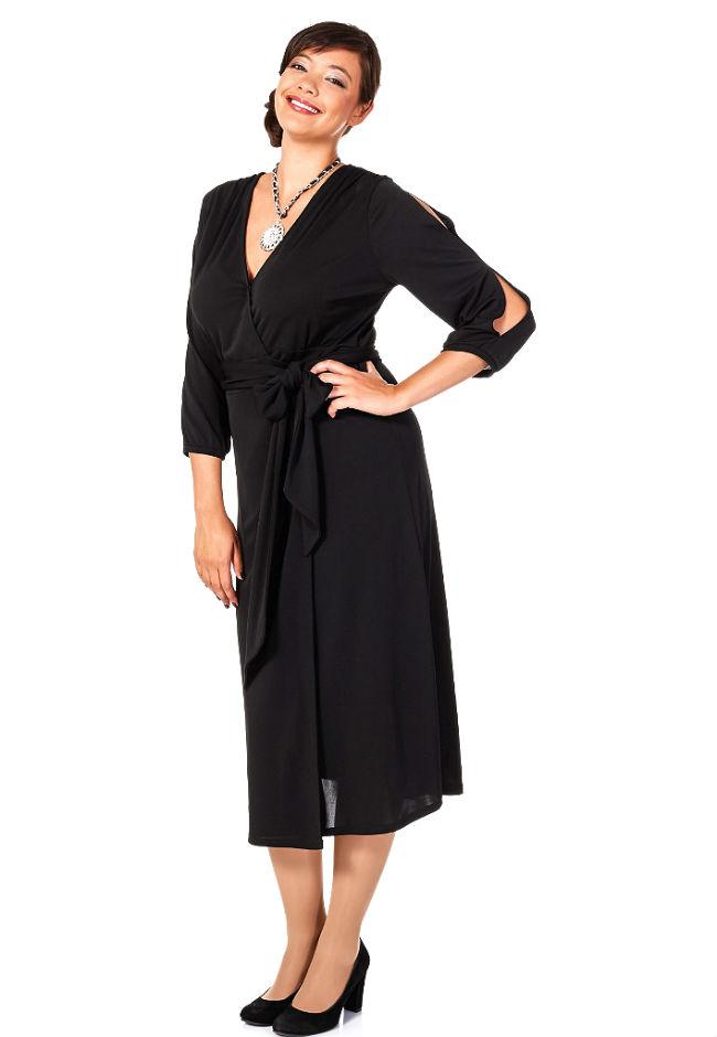 Lange Abendkleider für Große Größen Ärmel + Outfit Tipps