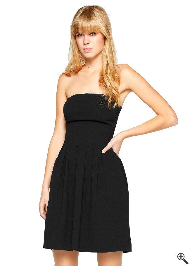 Festliche Kleider In A Linien Form In Knielang Schwarz Outfit Tipps Kleider Gunstig Online Bestellen Kaufen Outfit Tipps