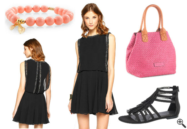 Vintage Swing Kleider Schwarzes Damen Outfit Im 50er 20er Jahre Style Kleider Gunstig Online Bestellen Kaufen Outfit Tipps
