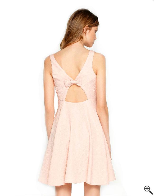 Dirty Dancing Kleid Rückenfrei 80er Outfit zusammenstellen
