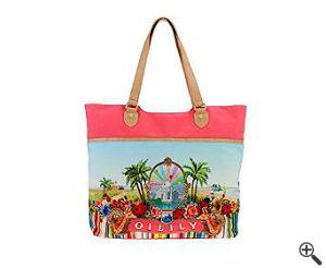 Handtasche für Kleid mit tiefem Rückenausschnitt Beach Outfit