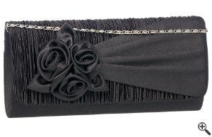 Tasche für Schöne Abiballkleider Vokuhila trägerlos ABI Outfit