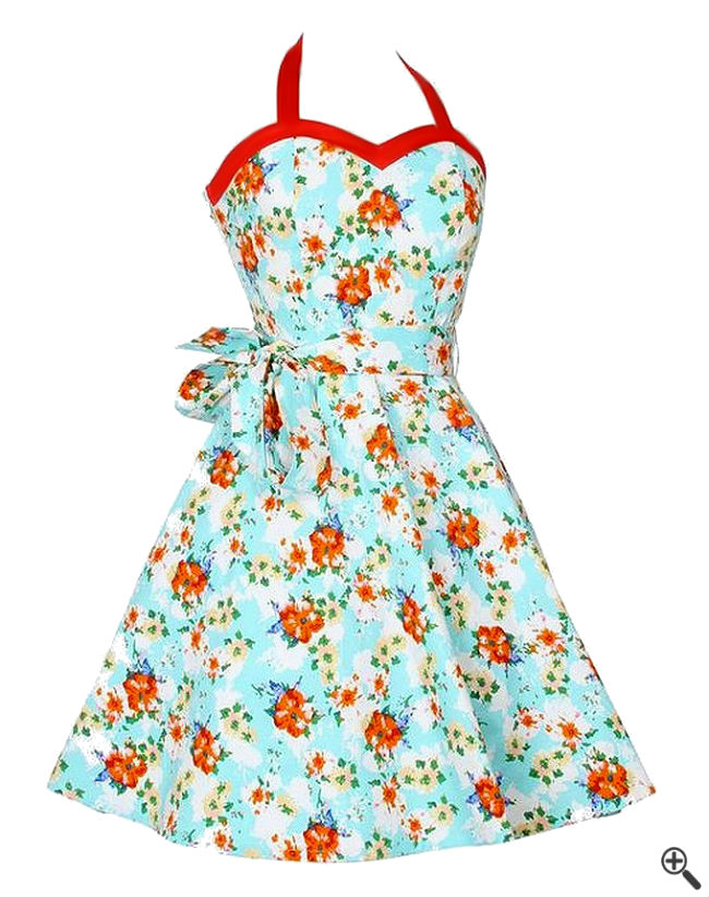 Rockabilly Pin up Kleider Petticoat Vintage Outfit