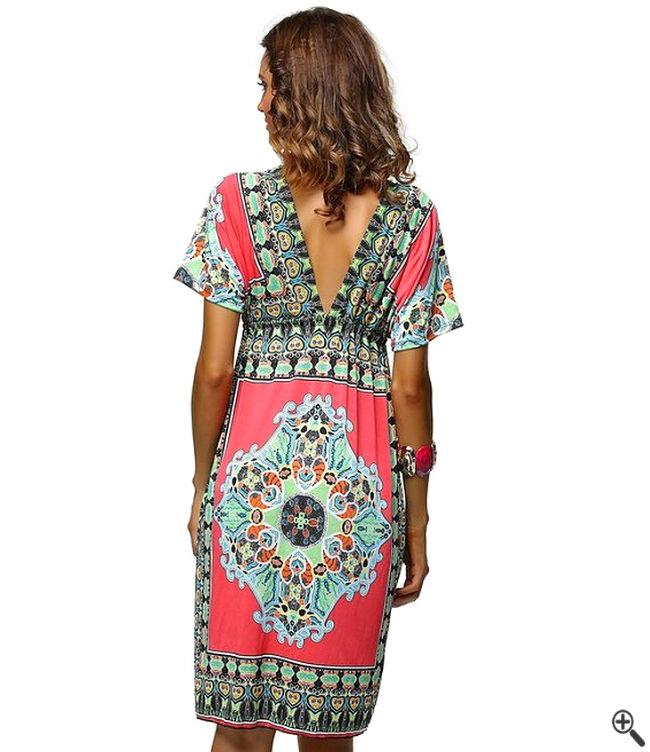 Strandkleider große Größen Rückenfrei Strand Outfit Ideen