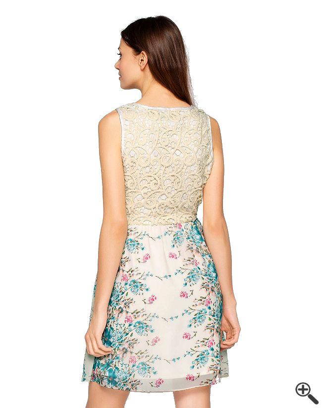 Außergewöhnliche Kleider kaufen Rücken Sommer Outfit 2015