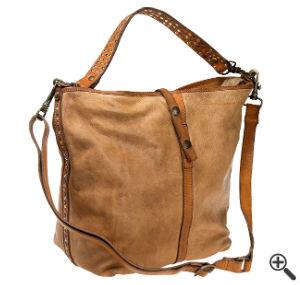 Handtasche für Strand Wickelkleid Sommer Outfit Ideen