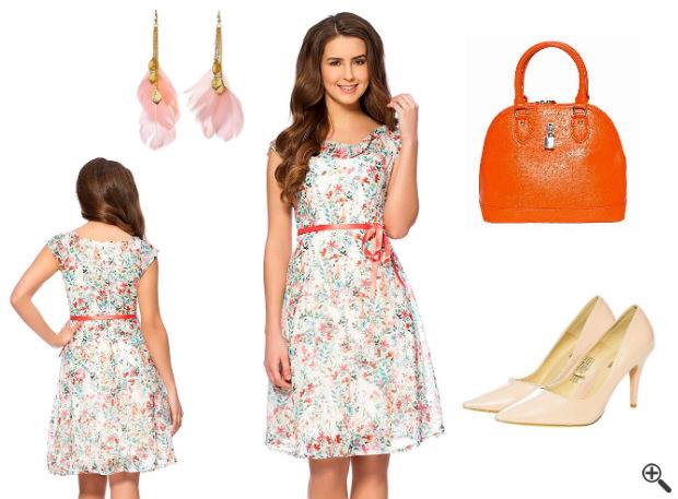 Sommer Outfit 2015 Luftig Leichte Sommerkleider