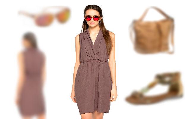 Wieso das Strand Wickelkleid mit diesen 3 Sommer Outfit Ideen an ...