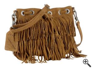 Handtasche für Vintage Boho Kleid Boho Style Outfit