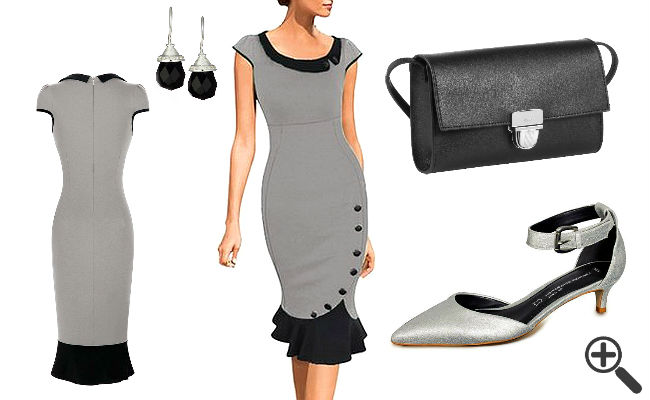Outfit Ideen Fishtail Kleider