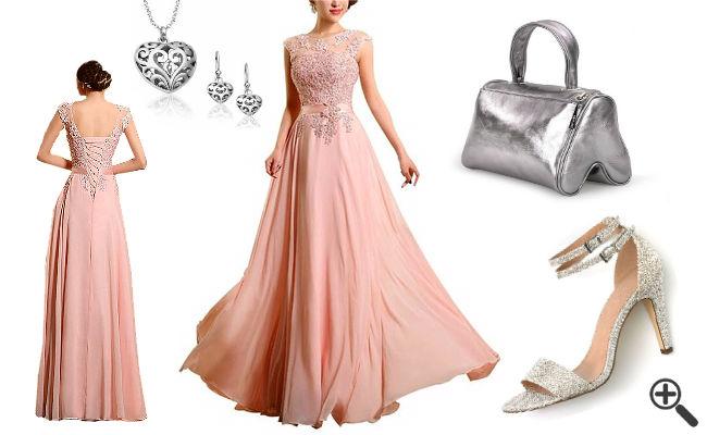 Outfit für Hochzeit Lactraum Kleider