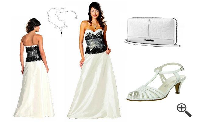 Hochzeitsoutfit Brautkleider A Linie